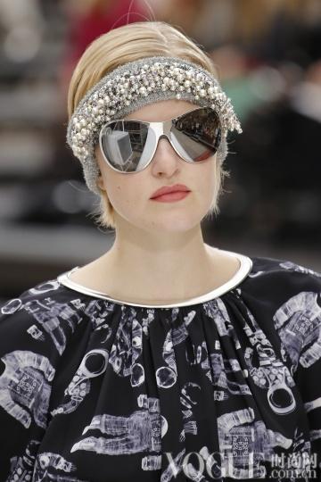 2017/18巴黎时装周闻瑞服装设计师培训发布Chanel秋冬灵感设计示范 - 闻瑞服装培训 - 闻瑞服装运营培训谷